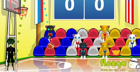 ce9ccfdb Игры Баскетбол Штрафные Броски, игры баскетбол онлайн, баскетбольные ...