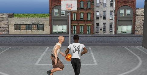 онлайн игра баскетбол